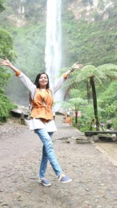 Air Terjun Coban Rondo, Batu