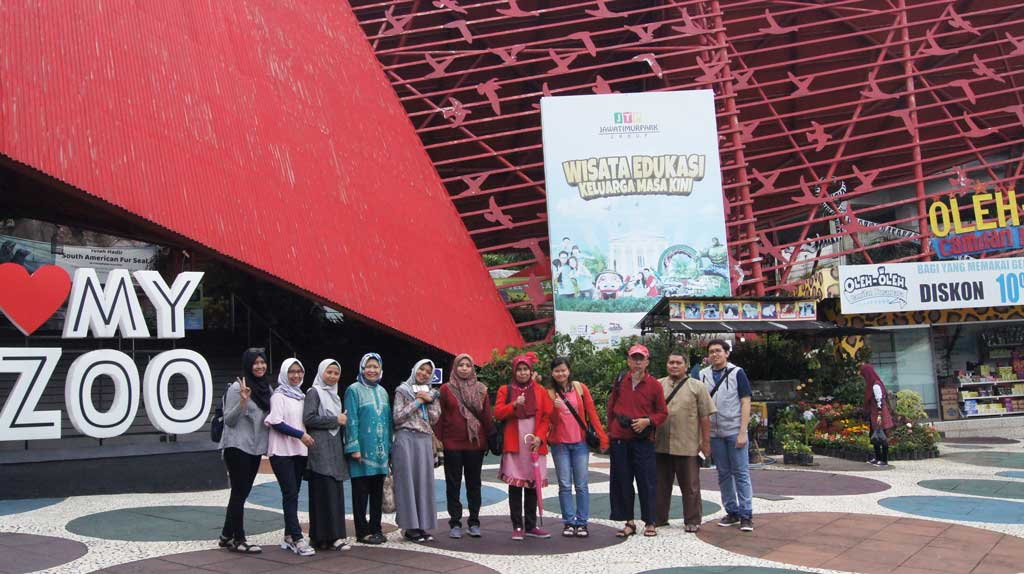 Batu Secret Zoo (Jatim Park II)