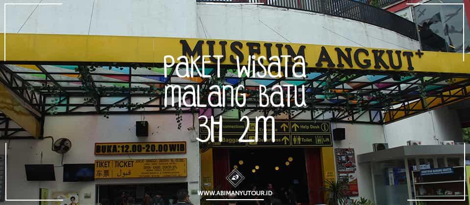 Paket Wisata Malang