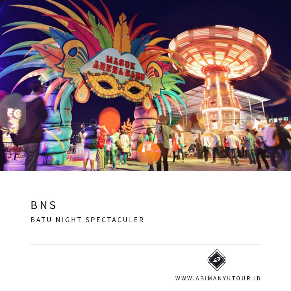 BATU NIGHT SPECTACULER