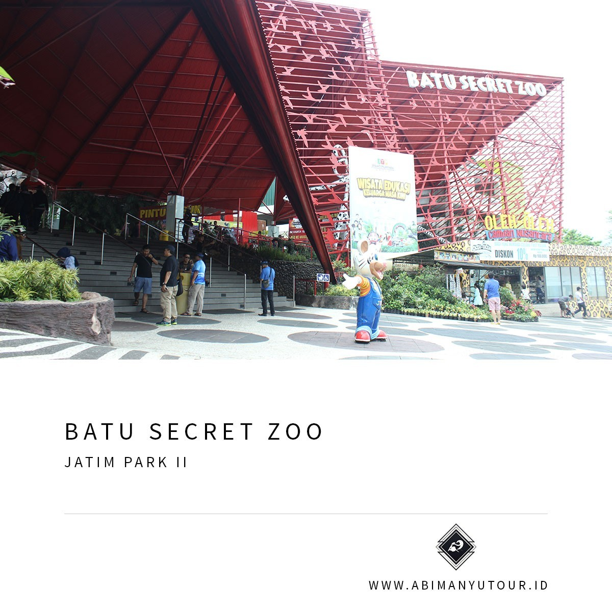 JATIM PARK II BATU SECRET ZOO