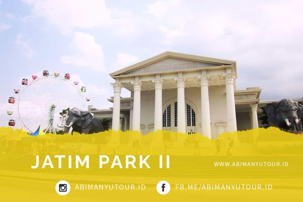 TEMPAT WISATA MALANG JATIM PARK II