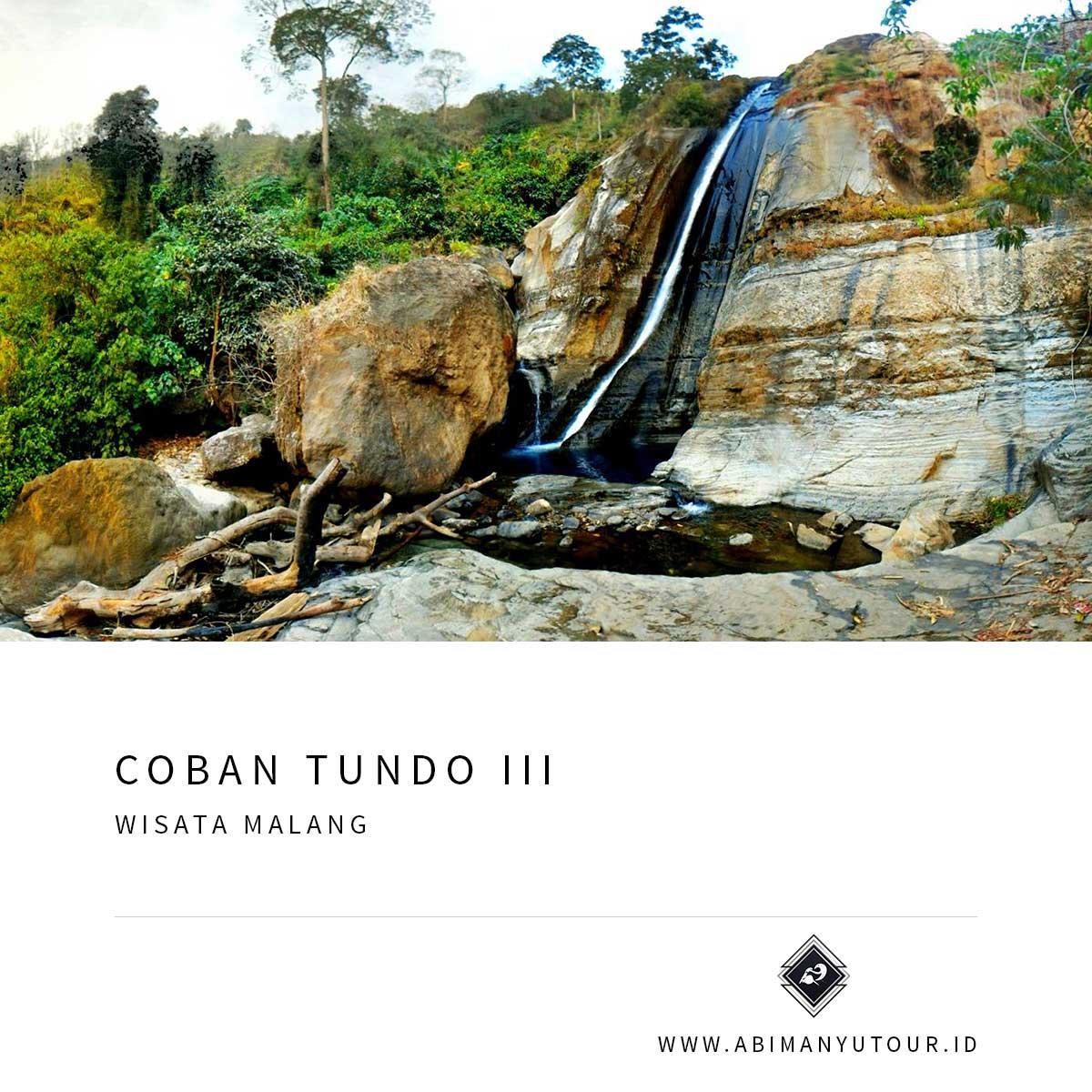 WISATA MALANG COBAN TUNDO III